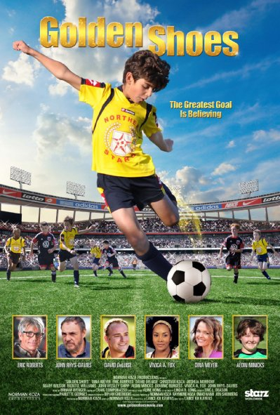 Golden Shoes (2015)