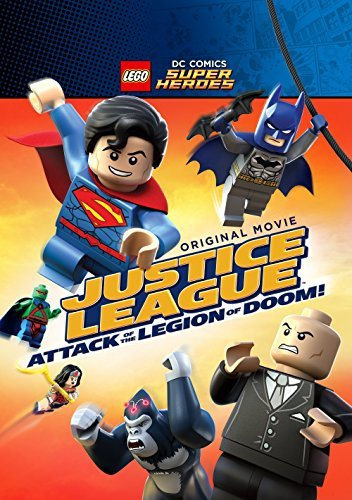 LEGO DC Super Heroes: Justice League - Attack of the Legion of Doom! (2015)