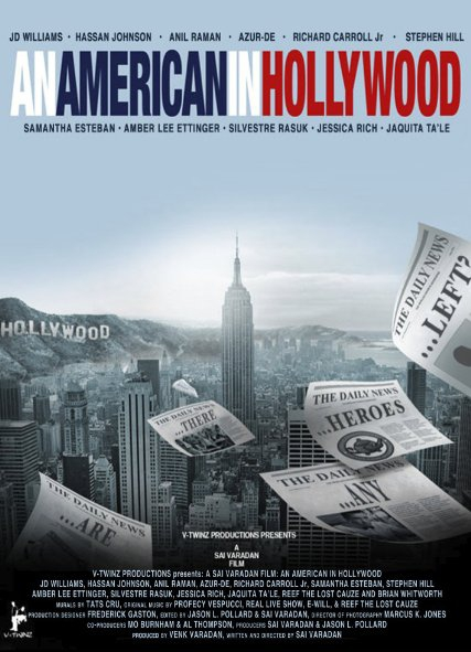 An American in Hollywood (2014)