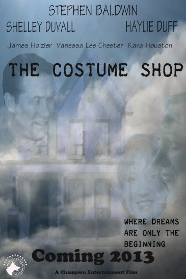 The Costume Shop (2014)