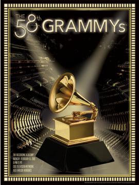 The 58th Annual Grammy Awards (2016)