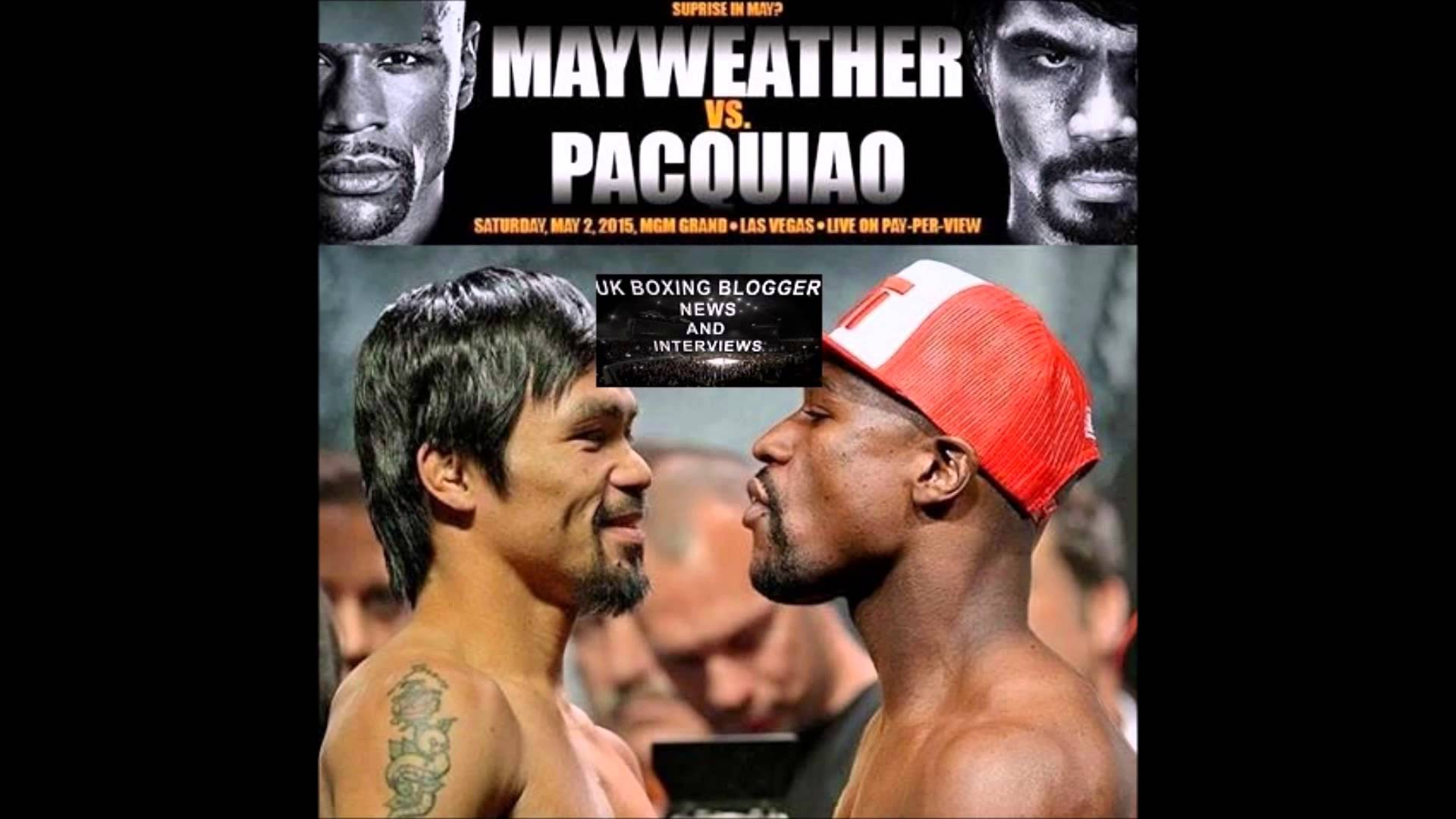 Floyd Mayweather vs Manny Pacquiao (2015)