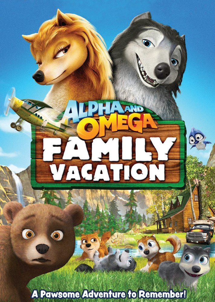 Alpha and Omega: Family Vacation (2015)