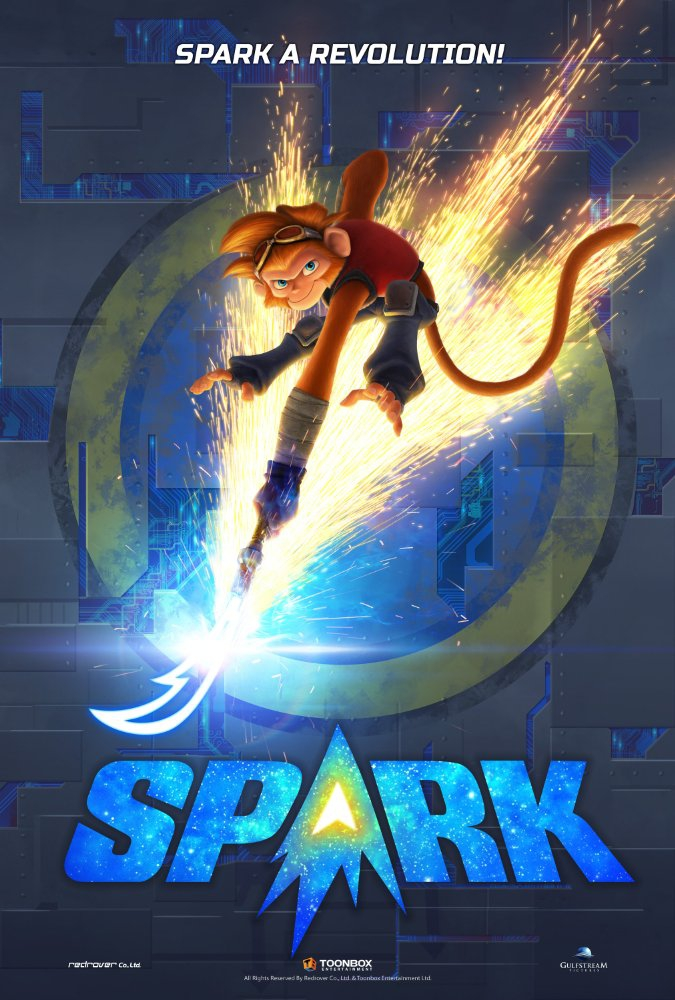 Spark: A Space Tail (2016)