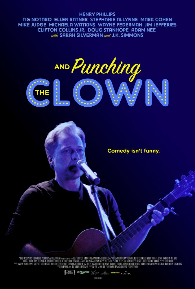 And Punching the Clown (2016)