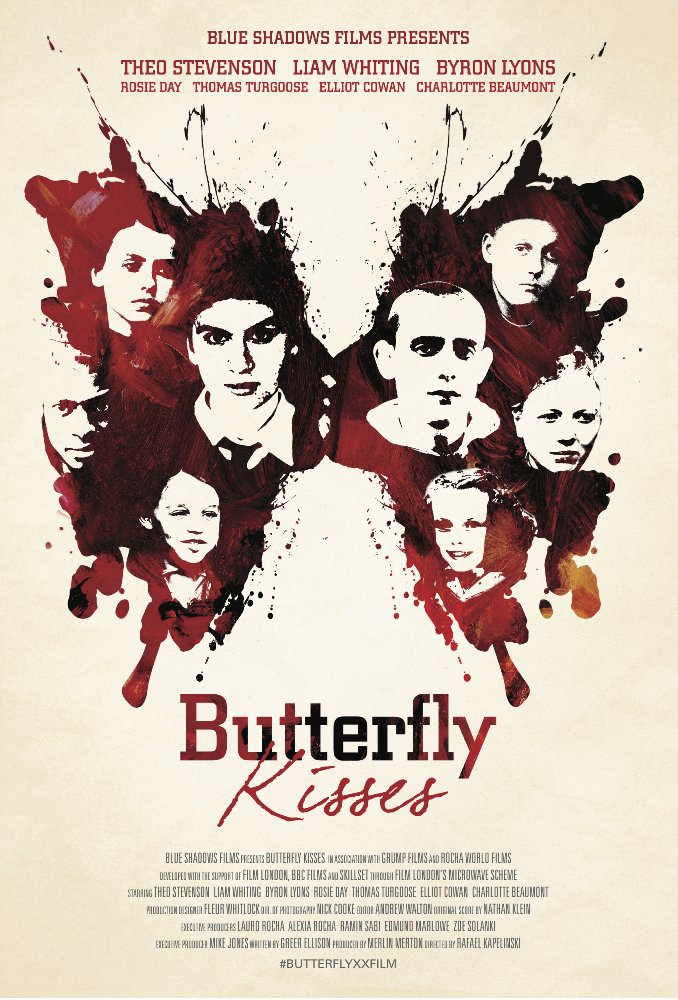Butterfly Kisses (2016)