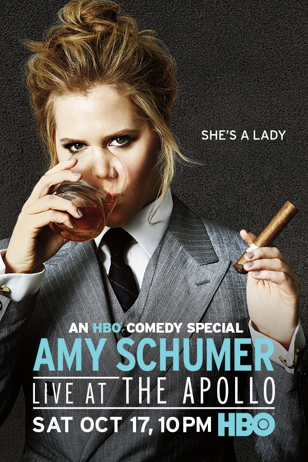 Amy Schumer: Live at the Apollo (2015)