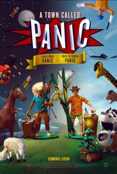 A Town Called Panic: Double Fun (2016)
