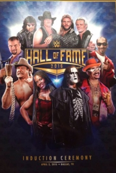 WWE Hall of Fame (2016)