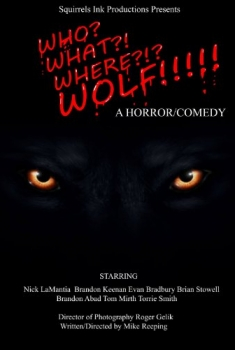 Who? What? Where? Wolf!!! (2016)