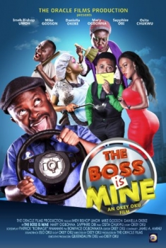 The Boss Is Mine (2016)