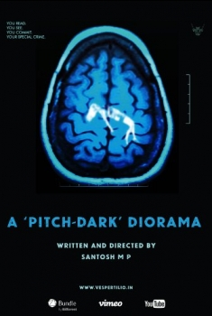 A 'Pitch-Dark' Diorama (2016)