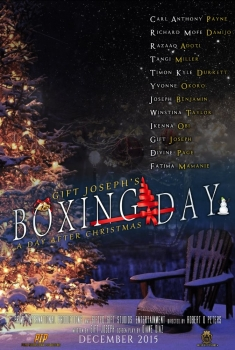 Boxing Day: A Day After Christmas (2017)