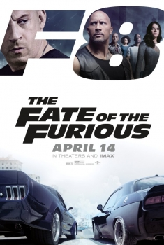 Fast 8 - 	 The Fate of the Furious (2017)