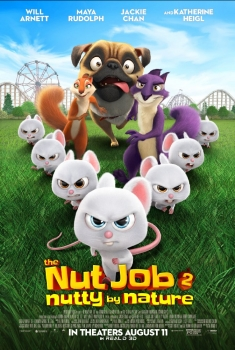 The Nut Job 2: Nutty by Nature (2017)