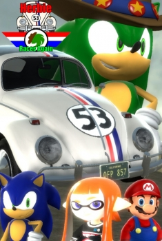 Herbie Races Again (2017)