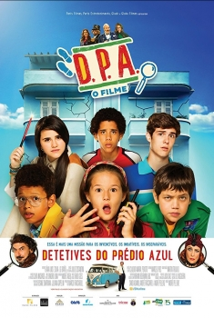 Detetives do Prédio Azul: O Filme (2017)