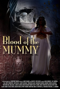Blood of the Mummy (2018)